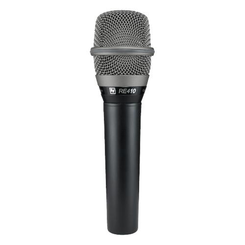 Electro-Voice RE410 Premium Condenser Cardioid Vocal Microphone