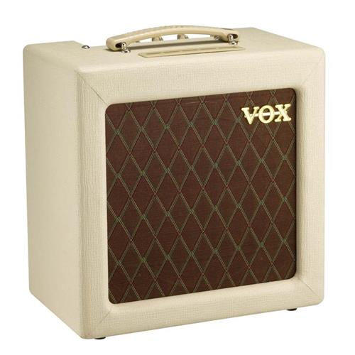 "Vox AC4TV 1x10"" 4 Watt Tube Combo Guitar Amp"