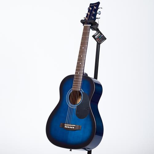 BeaverCreek BCTD601BB 3/4 Size Acoustic Guitar - Blueburst