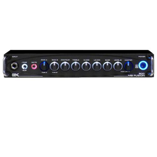 Gallien-Krueger MB Fusion 800 Bass Amp Head