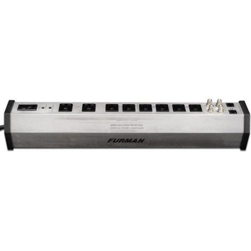 Power Bar Furman PST-8 8 Outlet 15A w/Linear Filtering