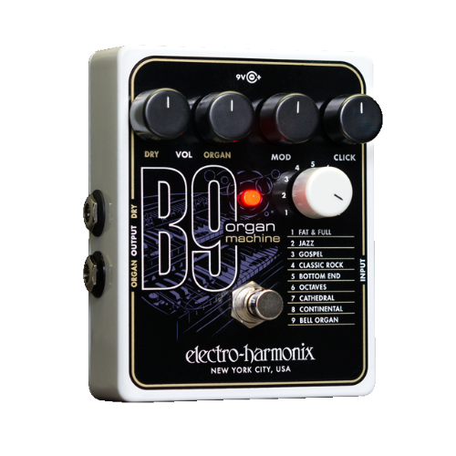 Electro-Harmonix B9 Organ Machine Pedal Effect