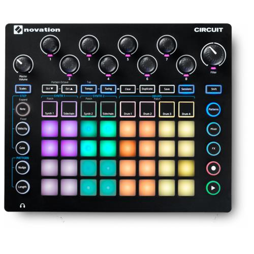 Circuit Groove Box