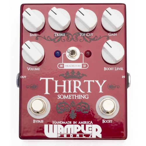 Wampler Pedals Thirty Something Effect Pedal