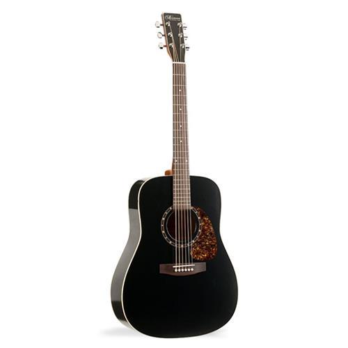 Norman B18 Black Cedar Protege Acoustic Guitar
