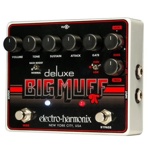Electro-Harmonix Deluxe Big Muff Pi The Icon Reimagined