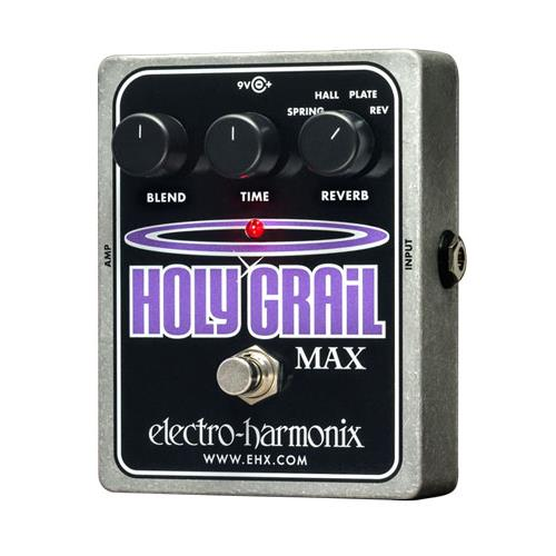 Electro-Harmonix Holy Grail Max Pedal Effect