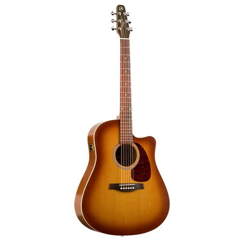 Seagull Entourage Rustic CW Acoustic with QIT - Rustic Burst
