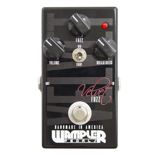 Wampler Velvet Fuzz Effect Pedal