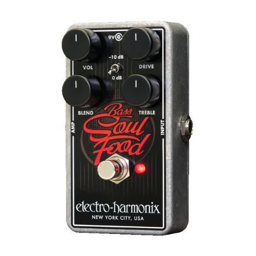 Electro-Harmonix Bass Soul Food Effect Pedal