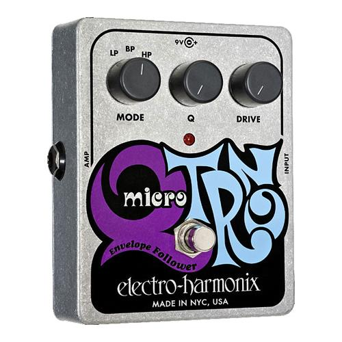 Electro-Harmonix Micro Q-Tron Envelope Follower Effect Pedal