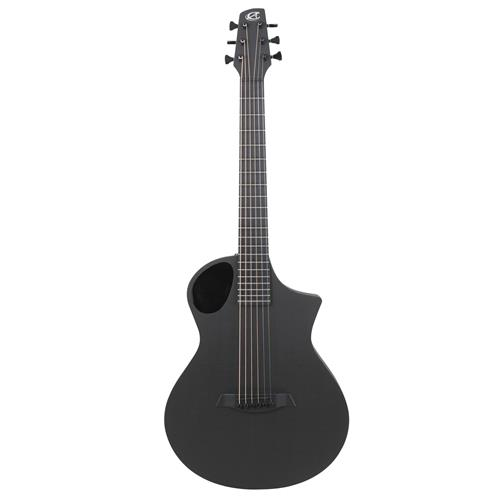 Composite Acoustic The Cargo Acoustic Guitar with Pick Up - High Gloss Carbon Burst