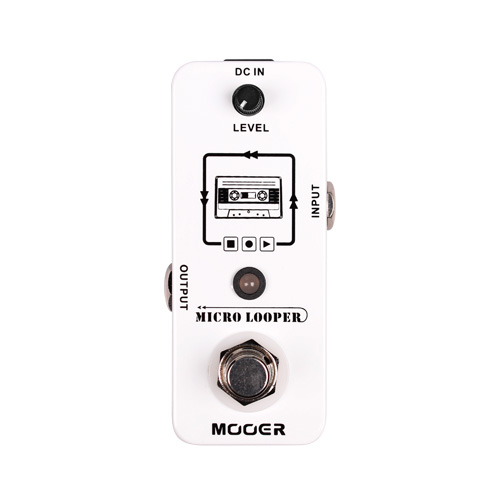 Mooer Micro Looper Effect Pedal