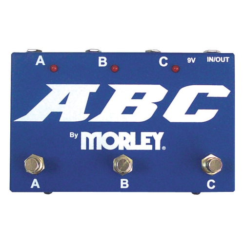 Morley ABC Selector/Combiner Switch Effect Pedal