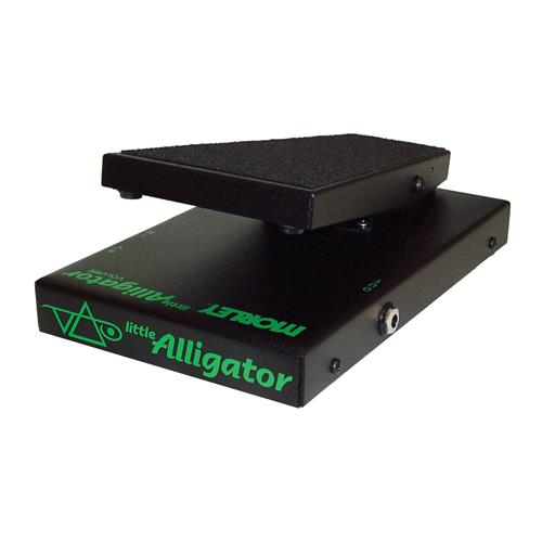 Morley PLA Steve Vai Little Alligator Volume Pedal