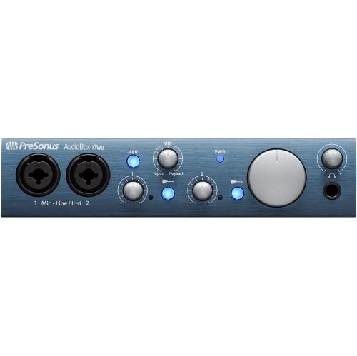 PreSonus iTwo USB/iPad Recording System