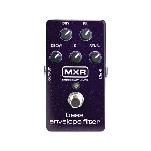 MXR M82 Bass Envelope Filter Effect Pedal