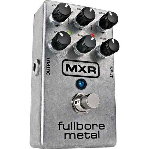 MXR M116 Fullbore Metal Effect Pedal