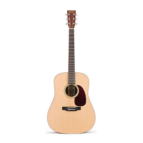 Martin DXMAE Acoustic Guitar with Pickup