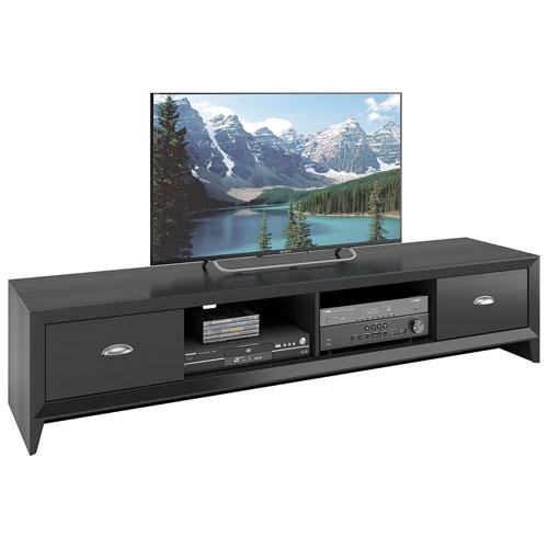 "Corliving Lakewood 80"" TV Stand - Black"