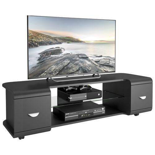 "CorLiving Panorama 65"" TV Stand - Black"