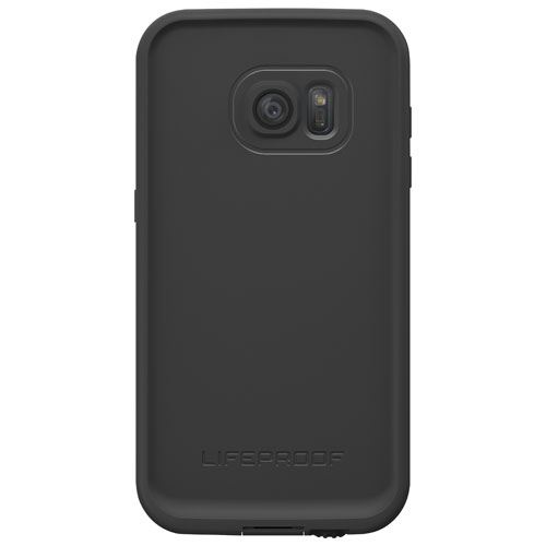 LifeProof FRE Galaxy S7 Fitted Hard Shell Case - Black