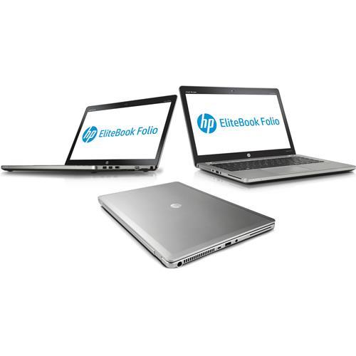 HP Folio 9470M Intel Core i5-1.8GHz, 8GB DDR3 Memory, 256GB SSD Drive, Windows 7 Pro 64BIt,WEBCAM, Refurbished