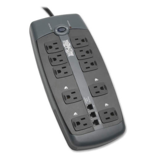Tripp Lite Protect It 10-Outlets Surge Suppressor