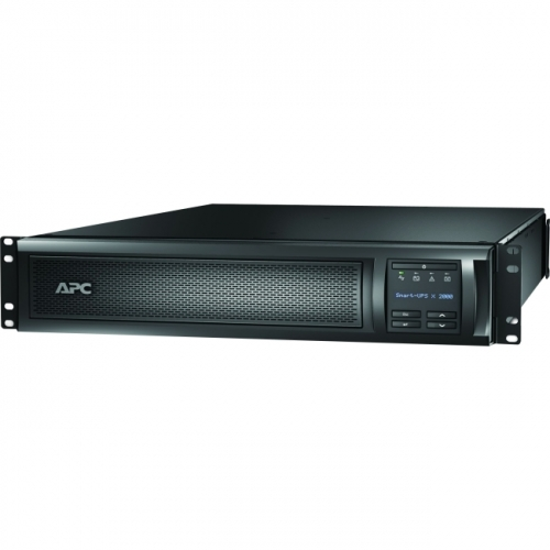 APC Smart-UPS X SMX2000RMLV2U 1920 VA Rack-mountable UPS