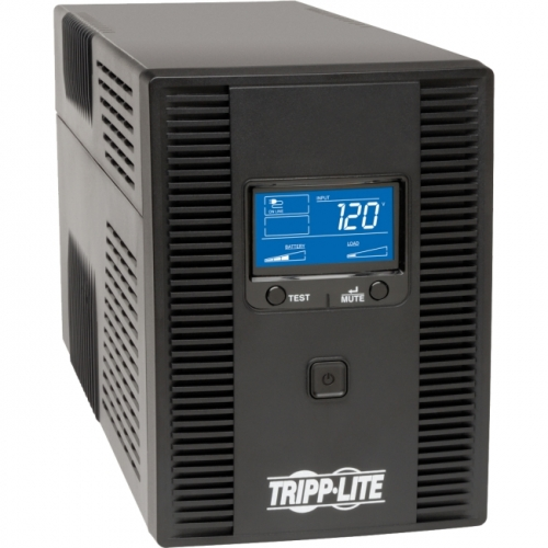 Tripp Lite OmniSmart OMNI1500LCDT 1500VA Tower UPS