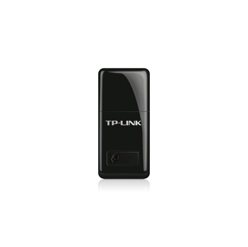 TP-LINK TL-WN823N 300Mbps Wireless USB Adapter, mini sized design, Wifi Sharing Mode, One-Button Setup