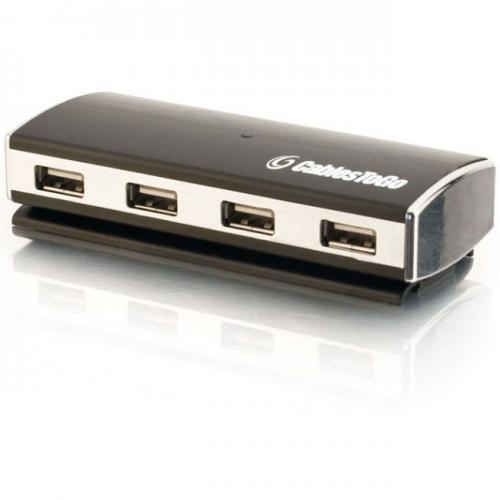 C2G 7-Port USB 2.0 Aluminum Hub