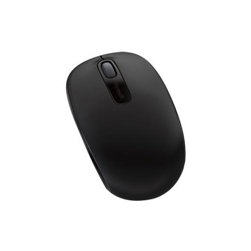 Microsoft 7MM-00001 Wireless Mobile Mouse 1850 for Business Black