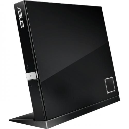 Asus SBC-06D2X-U External Blu-ray Reader/DVD-Writer - 1 x Retail Pack