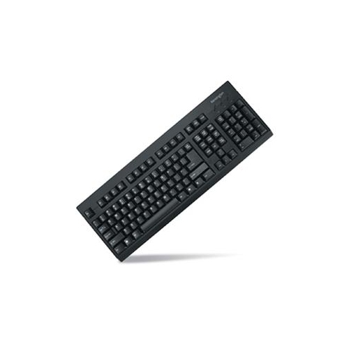 Clavier Kensington Keyboard for Life Membrane - Câble Connectivité - Noir