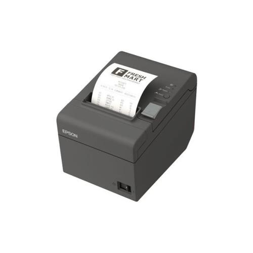 Epson TM-T20II Direct Thermal Printer - Monochrome - Desktop - Receipt Print