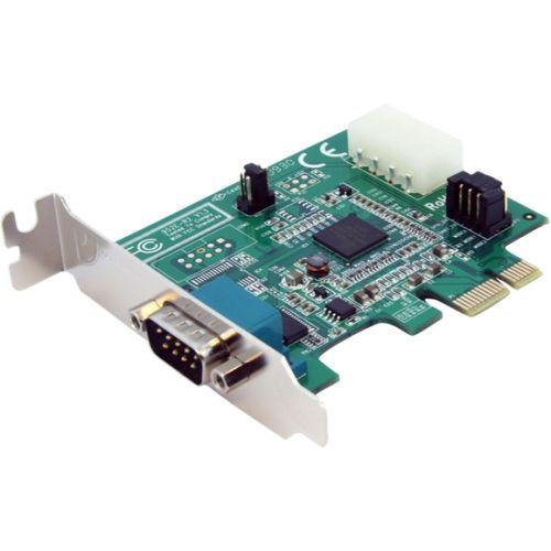 StarTech 1 Port Low Profile Native PCI Express Serial Card w/ 16950