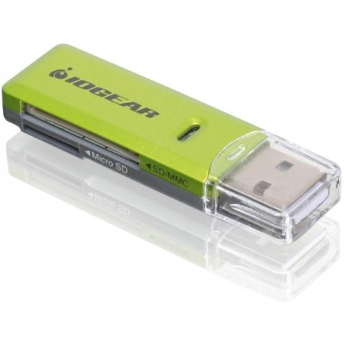 Iogear GFR204SD Flash Card Reader/Writer