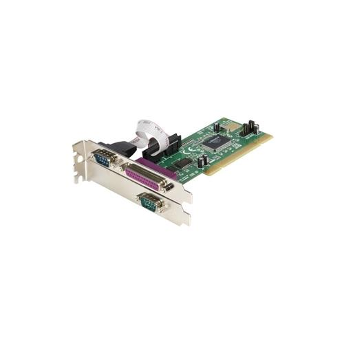 StarTech 2S1P PCI Serial Parallel Combo Card with 16550 UART