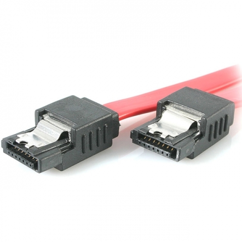 StarTech 8in Latching SATA to SATA Cable - F/F