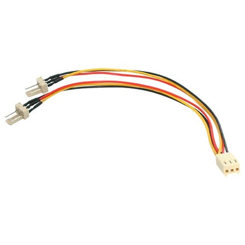 StarTech 6in TX3 Fan Power Splitter Cable