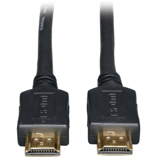 Tripp Lite High Speed HDMI Cable Ultra HD 4K x 2K Digital Video with Audio (M/M) Black 35ft