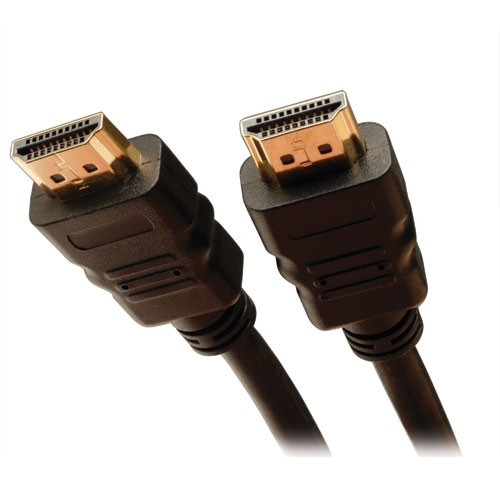 Tripp Lite High Speed HDMI Cable with Ethernet Ultra HD 4K x 2K Digital Video with Audio (M/M) 25ft