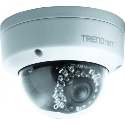 TRENDnet TV-IP311PI 3 Megapixel Network Camera - Color - Board Mount
