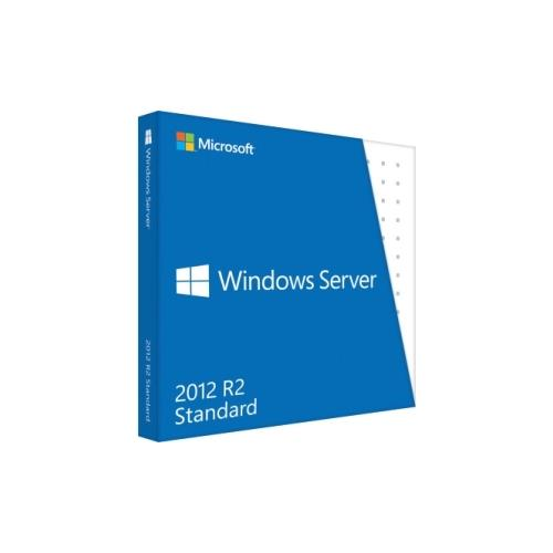 Windows Server 2012 R2 Standard 64-bit