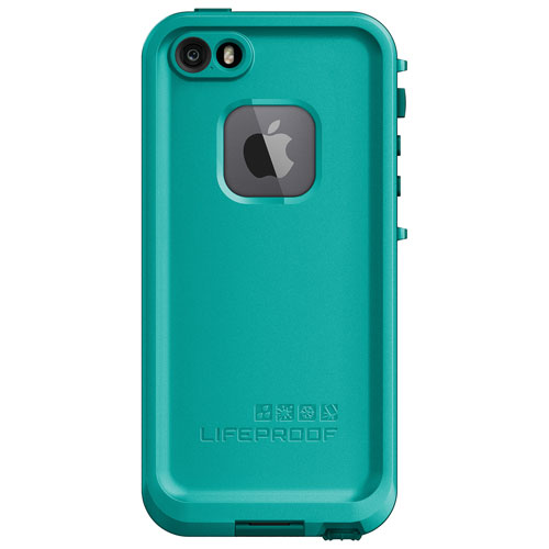 LifeProof FRE iPhone 5/5s/5e Fitted Hard Shell Case - Teal