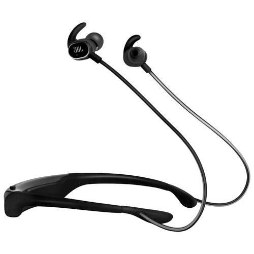 JBL Reflect Response In-Ear Bluetooth Sport Headphones (JBLRESPONSEBLK) - Black