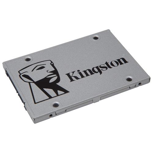 Disque SSD SATA révision 3.0 de 480 Go 550 Mo/s SSDNow UV400 de Kingston