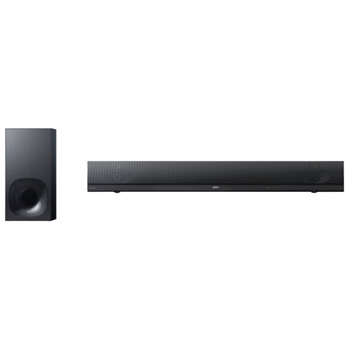 Sony HTNT5 400-Watt 2.1 Channel Sound Bar with Wireless Subwoofer