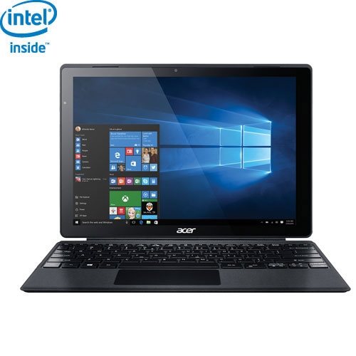 Tablette Aspire Switch Alpha d'Acer 12 po SSD 128 Go Win 10 avec processeur Ci3-6100U d'Intel - Fer